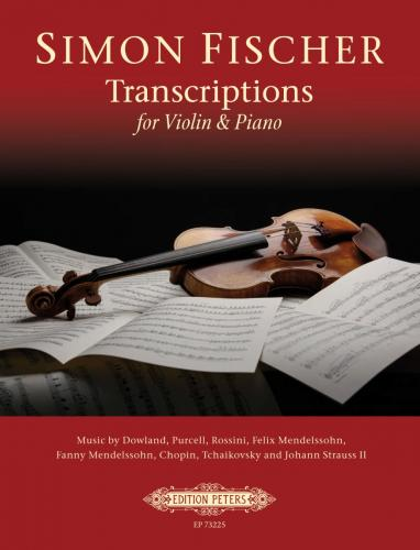 Transcriptions for Violin & Piano