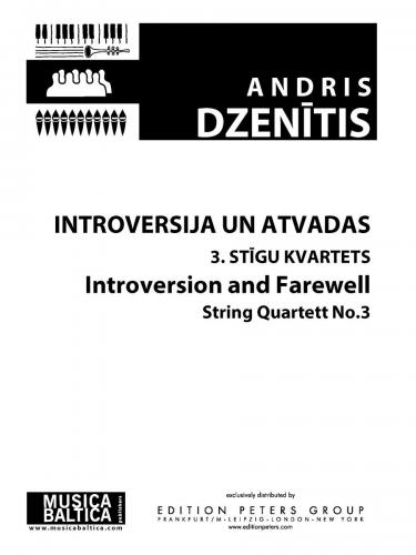 Introversion and Farewell