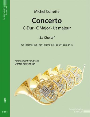 Concert in C Major \'La Choisy\'