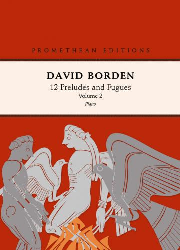 12 Preludes and Fugues, Vol.2