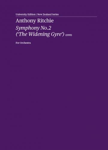 Symphony No.2 (Â'The Widening GyreÂ')