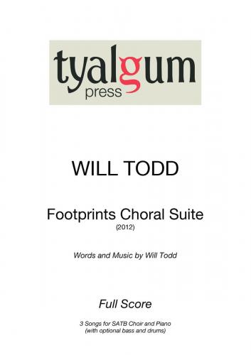 Footprints Choral Suite