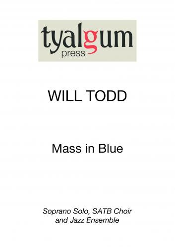 Mass in Blue