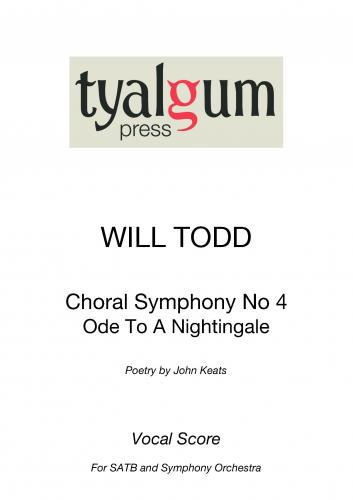 Choral Symphony No. 4 (Ode to a Nightingale)