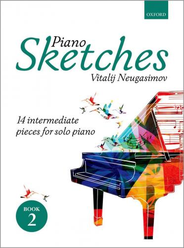 Piano Sketches Book 2