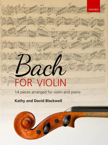 Bach for Violin
