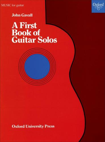 A First Book of Guitar Solos
