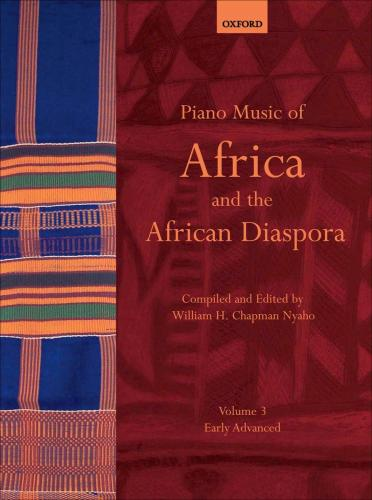 Piano Music of Africa and the African Diaspora Volume 3