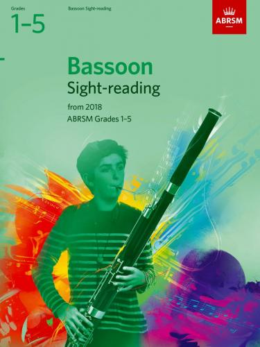Bassoon Sight-Reading Tests Grades 1 to 5 fro