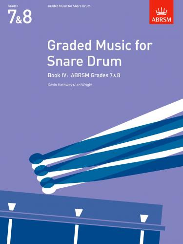 Graded Music for Snare Drum Book IV