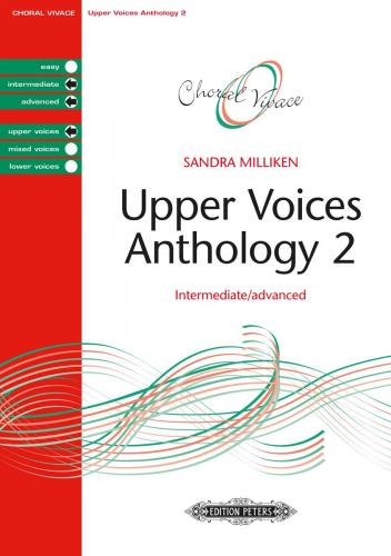 Choral Vivace Upper Voices Anthology 2
