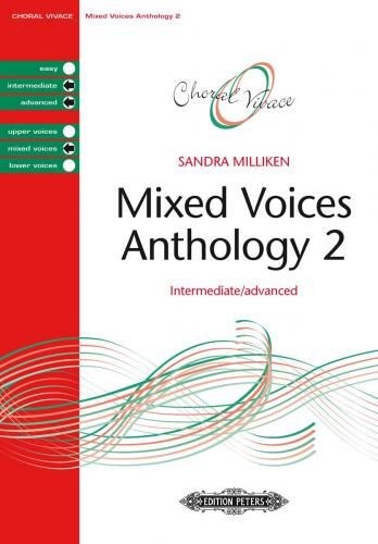 Choral Vivace Mixed Voices Anthology 2