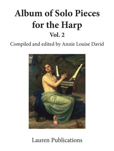 Album of Solo Pieces for the Harp Vol. 2