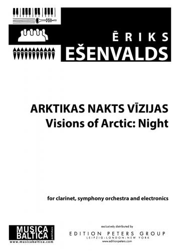 Visions of Arctic: Night