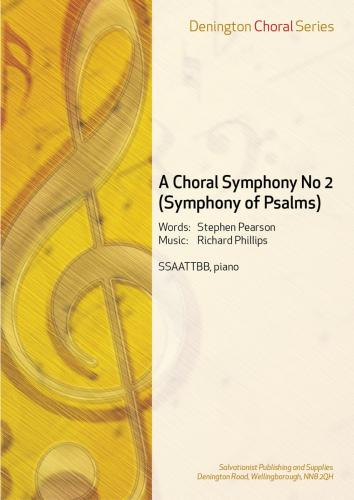 A Choral Symphony No 2 (Symphony of Psalms)