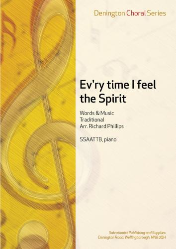 Ev\'ry time I feel the Spirit